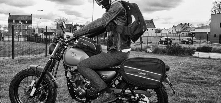 Un motard partie #1